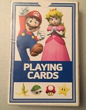 Nintendo Super Mario Playing Cards