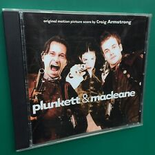 Craig Armstrong ‎PLUNKETT & MACLEANE Film Soundtrack CD Liv Tyler Robert Carlyle