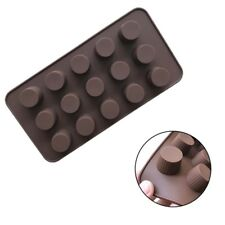 Silicone Cupcake Muffin Mold Pan Chocolate Cake Candy Cookie Bakeware Moulds Pan
