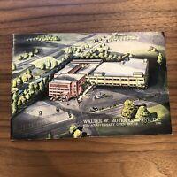 1966 Walter W Moyer Company 65th Anniversary Open House Tour Guide - Ephrata PA