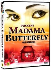 Madame Butterfly (1995) / Frédéric Mitterrand / DVD, NEW