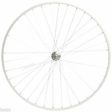 Ruedas Rueda trasera de plata para bicicletas