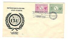 Burma Myanmar FDC  1965  ITU