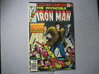 Iron Man #101 (1977, Marvel)