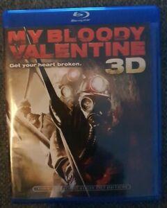 My Bloody Valentine 3D Blu-ray + Blu-ray (2 Disc Set) Region A