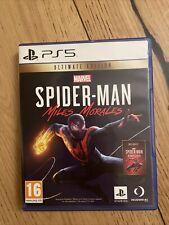 Marvel's Spider-Man Miles Morales - Ultimate Edition - PlayStation 5 - PAL UK