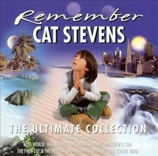 Cat Stevens Remember: The Ultimate Collection (CD, Nov-1999) Brand New & Sealed
