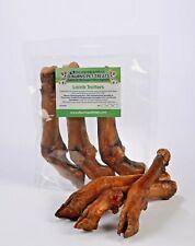 Burns Natural 100% Lambs Trotters Gluten & Grain Free Dog Treats x 20 Feet