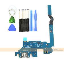 New USB Charging Port Dock Flex Cable For Samsung Galaxy Mega 6.3 R960 +Tools US