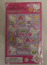 Hello Kitty Cherry Scented Stickers-One sheet of 18