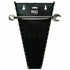 BGS 1177 Halter für Maul/-Ringschlüssel, 15 Auflagen -Schwarz
