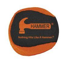 Hammer Bowling Microfiber Grip Ball Orange/Black - Brand New - Free Shipping!