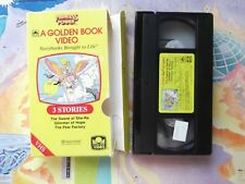 Vintage SHE-RA PRINCESS OF POWER, motion story book x3 on VHS Video tape