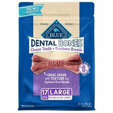 Blue Buffalo Dental Bones For Large Dogs 27 oz