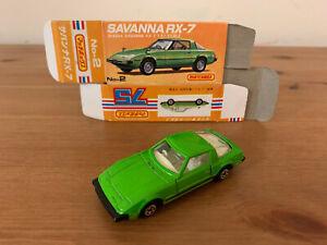 Matchbox Superfast 2 Mazda Savanna RX7 Made In Japan