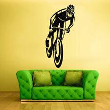 Wall Vinyl Sticker Bedroom Decal Bike Sport Bicycle Cycle (Z1813)