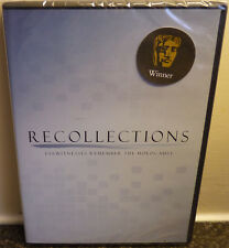 RECOLLECTIONS -EYEWITNESSES REMEMBER THE HOLOCAUST - DVD & PC DVD ROM 2 DISC SET