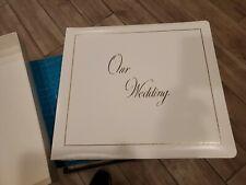 "New Listing12.5 "" 14 "" wedding photo albums"