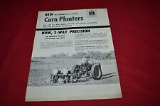 International Harvester 250 249 Corn Planter Dealer's Brochure CR-1046-H