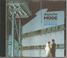 DEPECHE MODE CD Some Great Reward - Collectors Edition - EU
