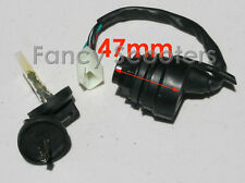 Ignition Key 4 wires for Full Size Atvs, Chinese Parts Great Quality