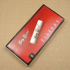 10 Pcs Big Ben 9mm Activated Carbon Filters Smoking Tobacco Pipe Filters Tool