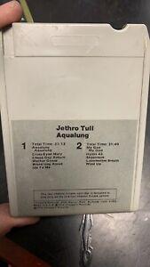 jethro tull Quad 8 Track Aqualung!