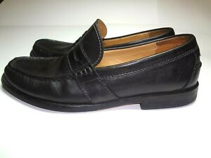 Clarks Clarkdale Flow Penny Loafers Shoes Mens Size 11 M Black