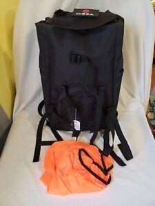 Hisea Outdoor Hiking Backpack 60L-Durable Nylon Waterproof Daypack Tactical NEW