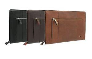 Visconti Merlin Collection HANZ Leather Document Holder / Folio Case ML26