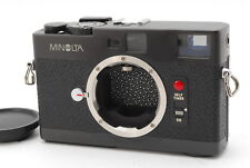 【NEAR  MINT】 Minolta CLE 35mm Rangefinder Camera Body from JAPAN #1083