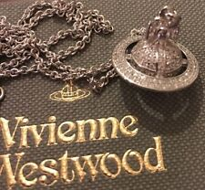 Vivienne Westwood Crystal Costume Necklaces & Pendants