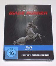 Blade Runner Steelbook Final Cut Limited Blu Ray Steelbook German Germany NEW