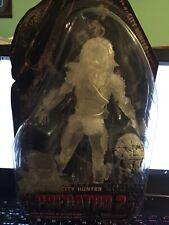 "NECA MINT SDCC 2012 7"" PREDATOR 2 Cloaked City Hunter Action Figure"