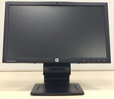 "1x HP Compaq LA2206XC /Ecran 22""/vga/dvi/DisplayPort/360° webcam"
