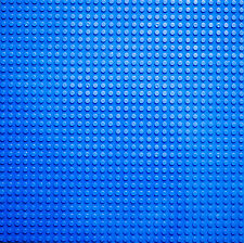 BASE PLATE - 32X32 STUDS BLUE BASEPLATE LEGO COMPATIBLE