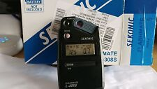 Sekonic Flashmate L-308S Digital Light/Flash Meter, l308s