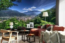 3D Mountain Woods 16404Na Wallpaper Wall Murals Removable Wallpaper Fay