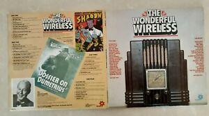 (The Wonderful Wireless)-Don Bradman/John Meillon/Jack Davey/Bob Dyer-H1-2xLP
