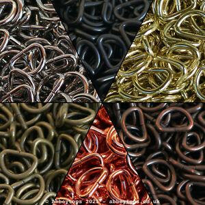 D Rings Webbing And Leather Craft