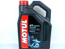 Motul 3000 20W50 Öl 4Liter 4T 20W-50 Motorradöl Motoröl 4-Takt mineralisch