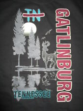"Vintage GATLINBURG Tennessee ""Country Wildlife"" (XL) T-Shirt w/ Tags"