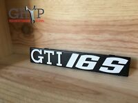 VW Golf I GTI 16S - Logo de calandre GTI 16S- INT 517