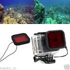 1PC Underwater Diving Housing Case Lens Filter Red For Gopro Hero 5 Black Camera
