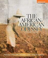 African-American Odyssey - by Hine
