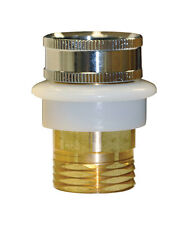"""Danco 3/4"""" Faucet Adapter #10518 Connects Utility To Outdoor Hose   037155020652"""