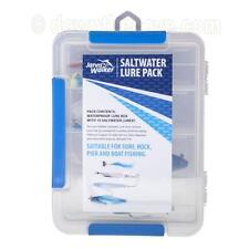 Jarvis Walker Saltwater Lure Pack - Surf, Rock, Pier and Boat Fishing Lures