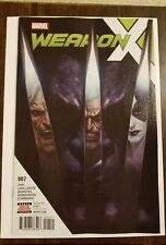 WEAPON X #7 - Weapon H/ Totally Awesome Hulk #22 tie in SOLD OUT