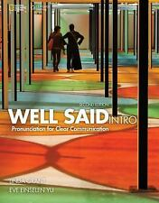 Well Said, New Edition: Well Said Intro by Linda Grant and Eve Einselen Yu...