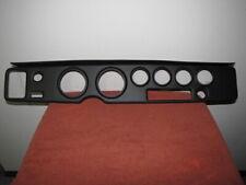 Firebird Instrument Dash Panel Bezel For After Market Gauges 1970-1981